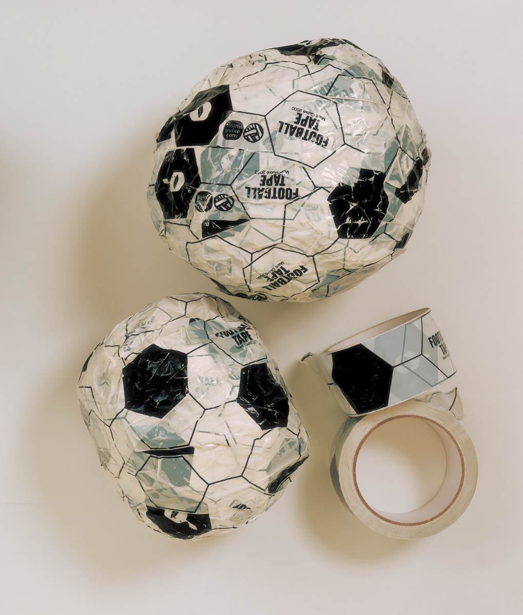 Football tape by Magis, 2004