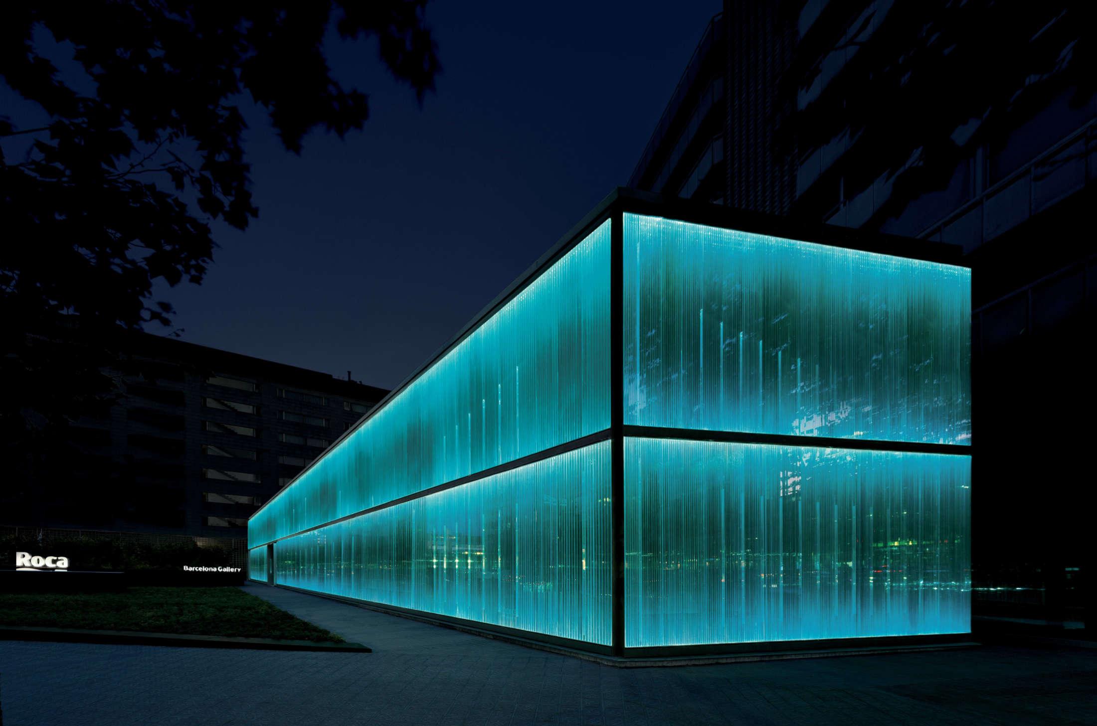 Roca Barcelona Gallery designed by Studio Carlos Ferrater - OAB Barcelona