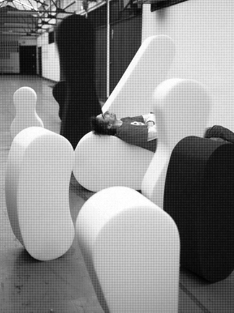 Experimental Design, Martin Azúa, Barcelona