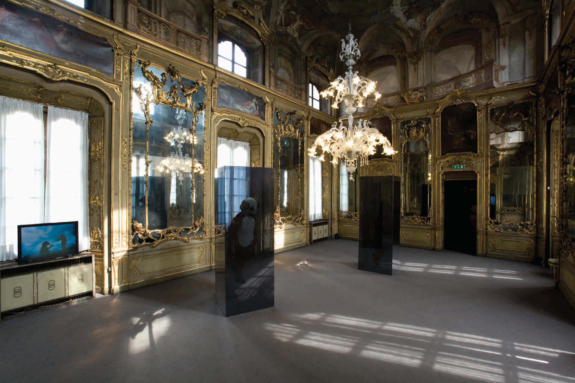 Fondazione Nicola Trussardi, Palazzo Litta,Milan.Photo Roberto Marossi